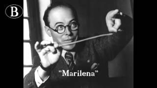 "Pippo Barzizza dirige ""Marilena"", di cui è l"