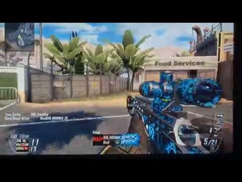 Bo2 Sniper Montage (Slums/Studio)
