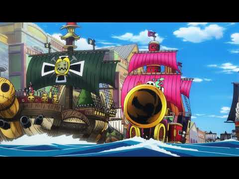 Exclusive: One Piece Stampede Anime Film's Dub Clip Previews Start of Pirate Fest