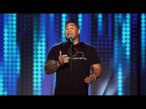 'The Voice' Finalist Esera Tuaolo Performs