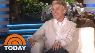 Ellen DeGeneres Talks 'One Big Happy', Having Kids | TODAY