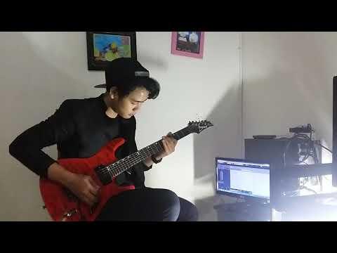 Hijau daun-ilusi tak bertepi (guitar cover)