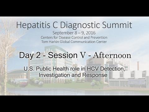 Hep C Diagnostic Summit 2016 - Session V - Afternoon