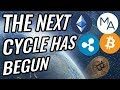 ALERT: The Next MASSIVE Bitcoin & Crypto Market Cycle Has Started! | BTC Halving Approaching