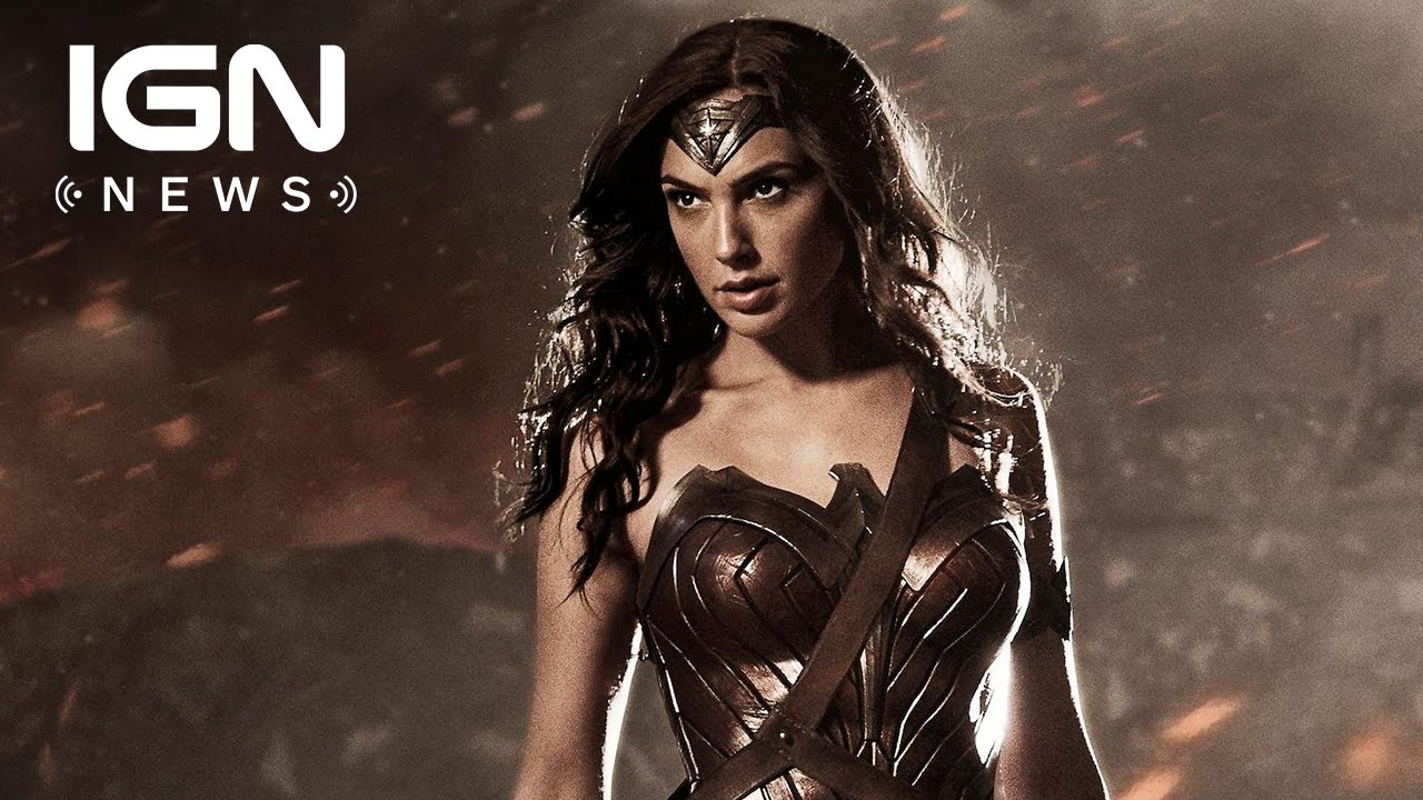 Wonder Woman Release Date Moved Forward, Two Untitled DC Films Get Dates – IGN News