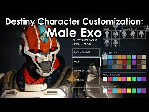 destiny armor customization - photo #30