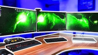 MEIN GAMING SETUP! 🎮 (Roomtour 2019)