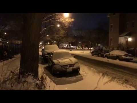 My Merry Christmas Vlog In The Snowy Chicago Weather