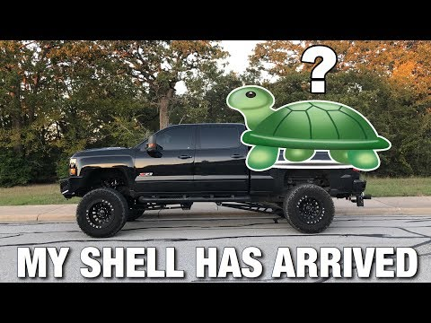 My shell has arrived | Did it RUIN my Truck