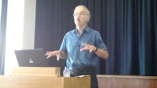 Richard Hyman no seminário, Por uma nova agenda sindical (1)