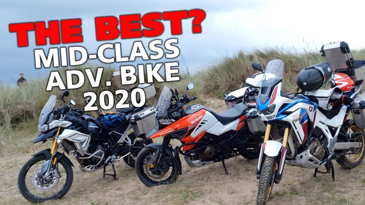 Which 1000cc adventure bike is best for you in 2020?