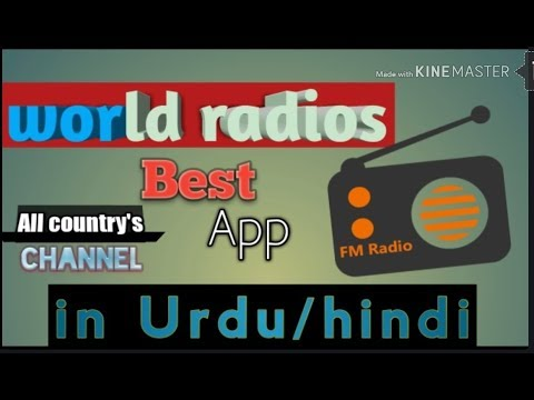 #onlyapps/amezing best world radios app in urdu/hindi