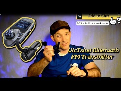 Should you buy a VicTsing Bluetooth FM Transmitter?