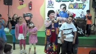 PAYASO PARA FIESTAS INFANTILES MEXICO DF TEL:56745239
