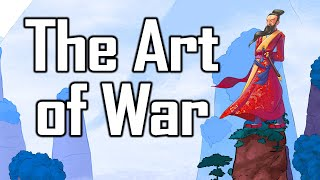 The Art of War Sun Tzu Audiobook Animated / Animatic