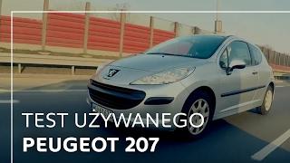 Adam Kornacki testuje używane Peugeot 207