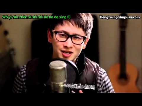 Học tiếng trung qua bài hát :依然爱你_Vẫn mãi yêu em