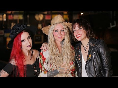 How Lzzy Hale, Maria Brink + Ash Costello Became Rock Stars