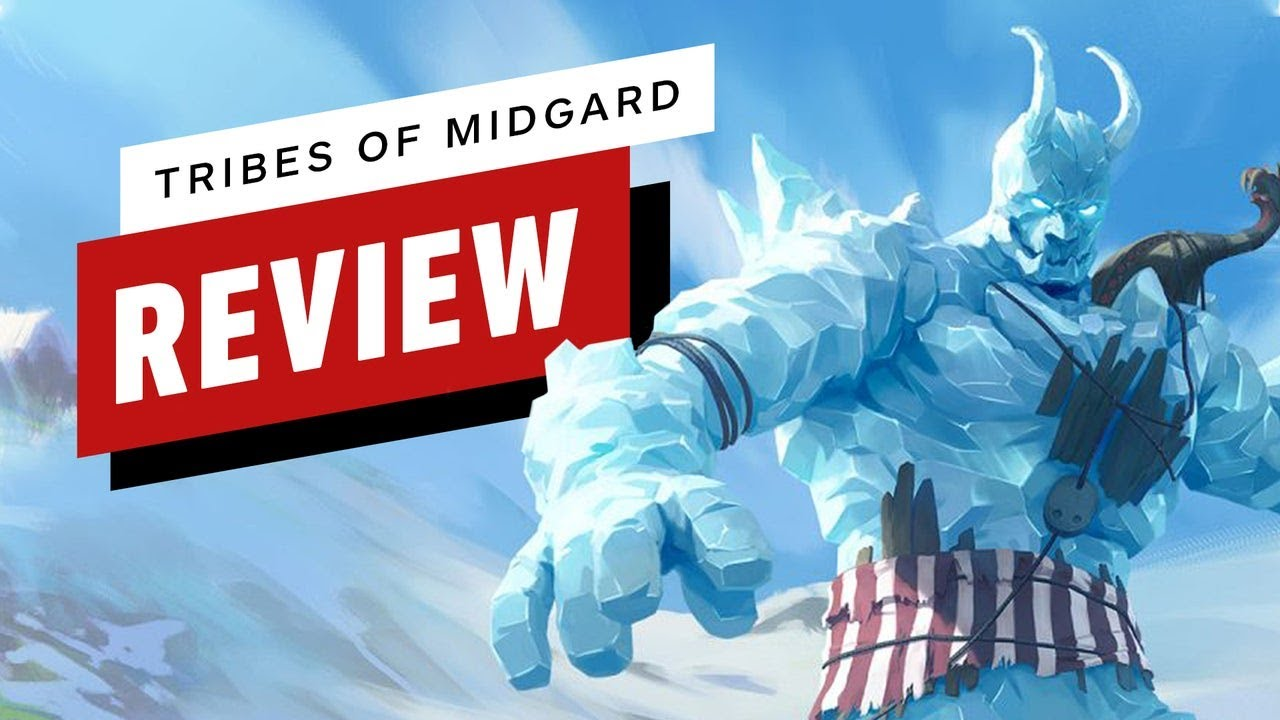 Tribes of Midgard Review (Video Game Video Review)