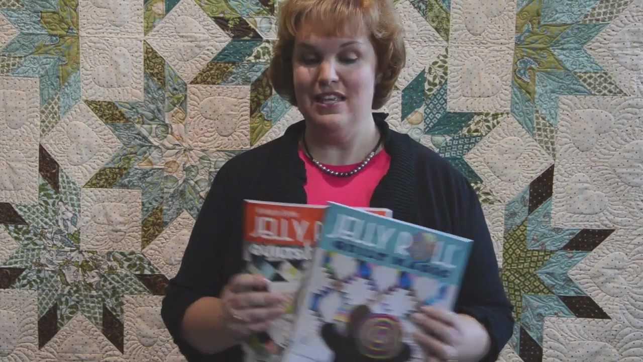 Kimberly Einmo Jelly Roll Quilt Magic Youtube