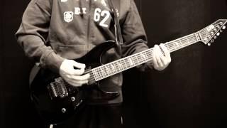 Slipknot - Psychosocial (rhythm guitar cover)