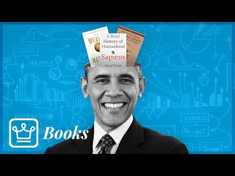 15 Books Obama Thinks Everyone Should Read