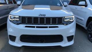 2019 Jeep Grand Cherokee Trackhawk Engine/Exhaust Sound