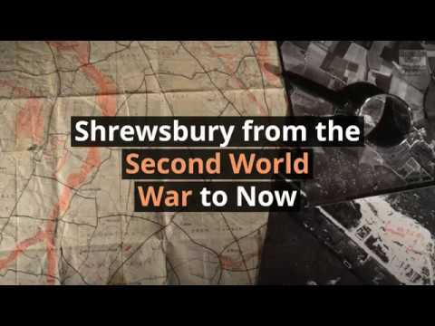 Shrewsbury From The Second World War To Now Shropshire History