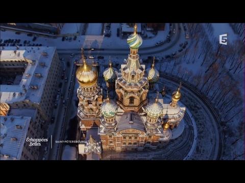 Un week-end à Saint-Pétersbourg - Échappées belles