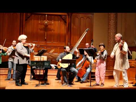 Vivaldi's Four Seasons with PBO and Monica Huggett