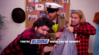 Tyler Breeze is delusional when he