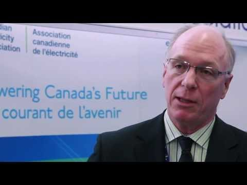 GLOBE 2012   Interview with Jim Burpee, Canadian Electricity Association