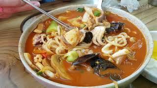 군산맛집 중국집 나운동에 있는 태성반점에서 짜장면 짬뽕 먹방