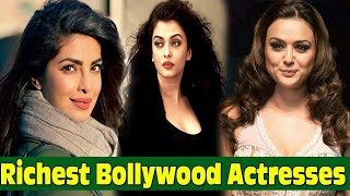 Bollywood's 5 Richest Actresses Whole World Filled at No. 2