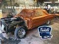 1967 Dodge 500 Coronet Build Part 2