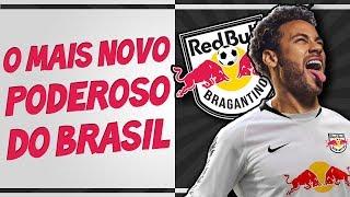 Red Bull Bragantino MAIS RICO que Palmeiras e Flamengo? Entenda TODA A HISTÓRIA