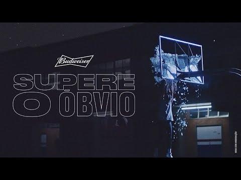 SUPERE O ÓBVIO   Budweiser: the official beer of NBA