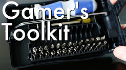 Build a Gamer's Console Repair Toolkit