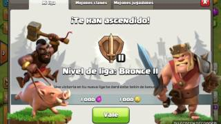 Clash of clans parte 6 los campamentos nivel 3
