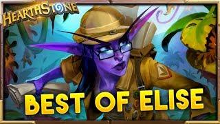 Best of Elise the Trailblazer | Hearthstone