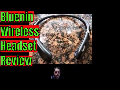 Bluenin Wireless Headset Review