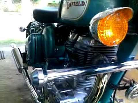 Royal enfield classic 500 tvm youtube for Royal classic house