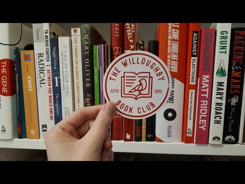 Willoughby Book Club #AD