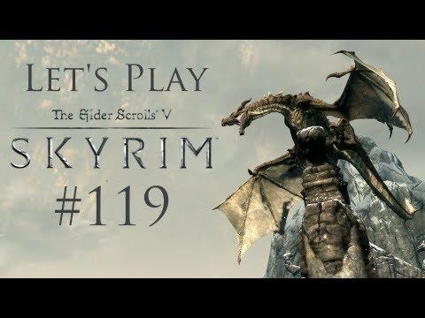 #119 Let's Play TES V: Skyrim [HD|DE|BLIND] - Frostige Frösteleien
