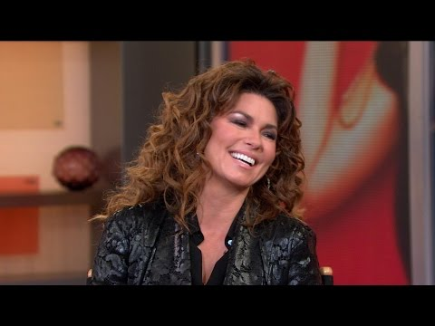 Shania Twain Announces New World Tour
