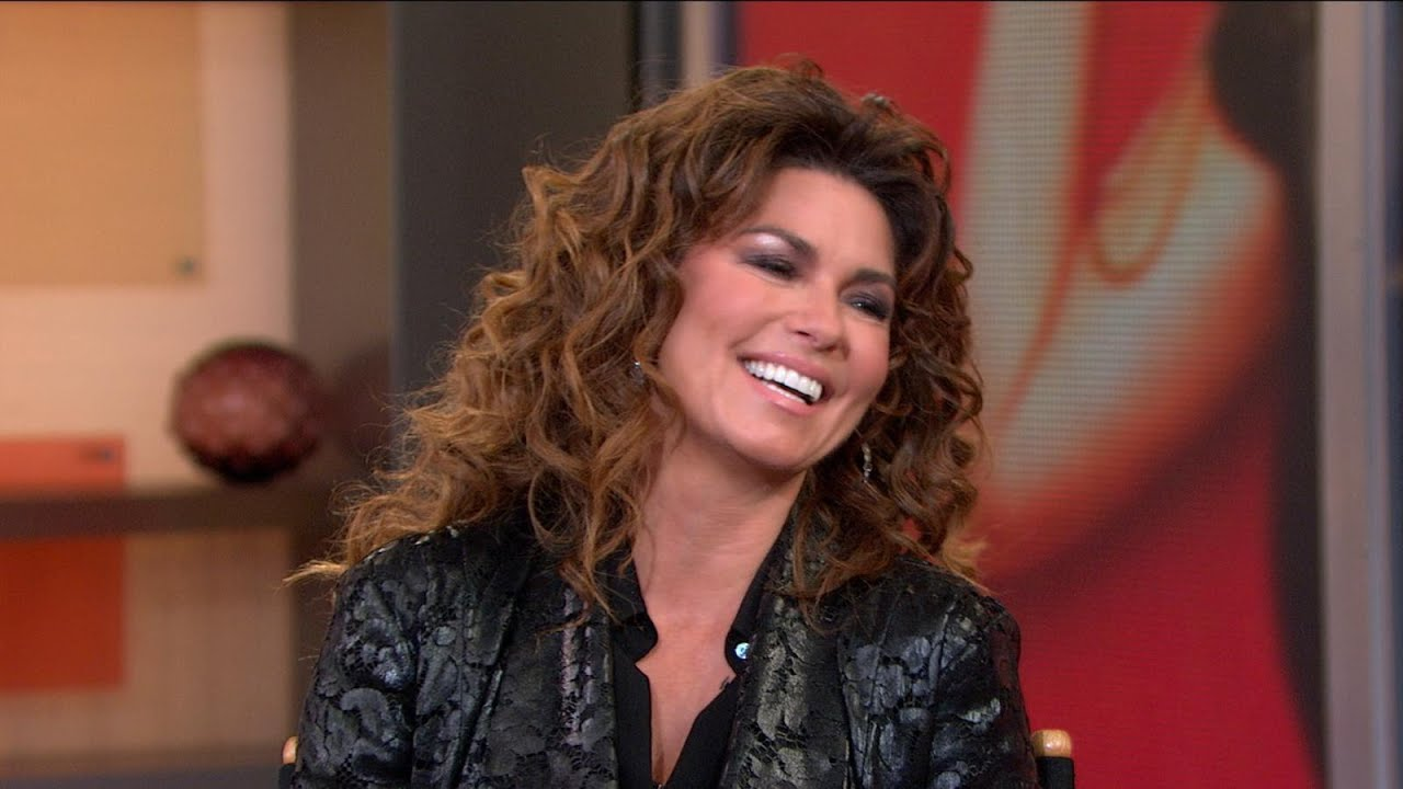 Shania Twain announces UK dates for 2018 'Now' Tour - here's how you can get ...