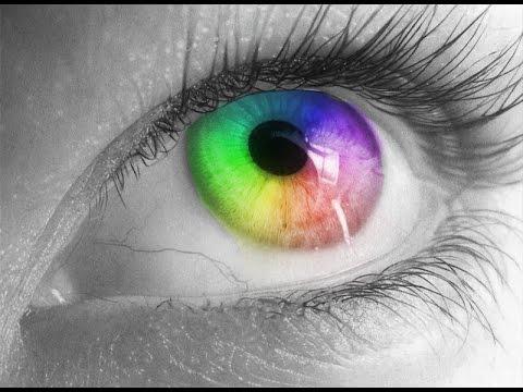 Realizzare occhi arcobaleno con gimp youtube - Immagini di gufi arcobaleno ...