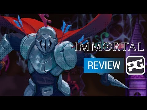 IMMORTAL ROGUE | Pocket Gamer Review