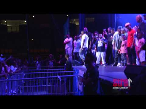 01 Boosie Homecoming Concert- Ratchet, Touchdown, & Zydeco (July 3rd 2014)