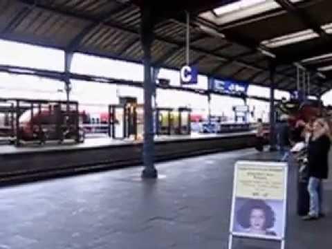 bahntv Bonn Germany Railway Central Station